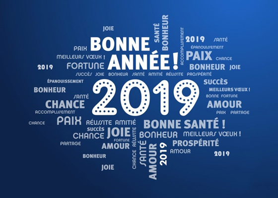 nouvel an 2019